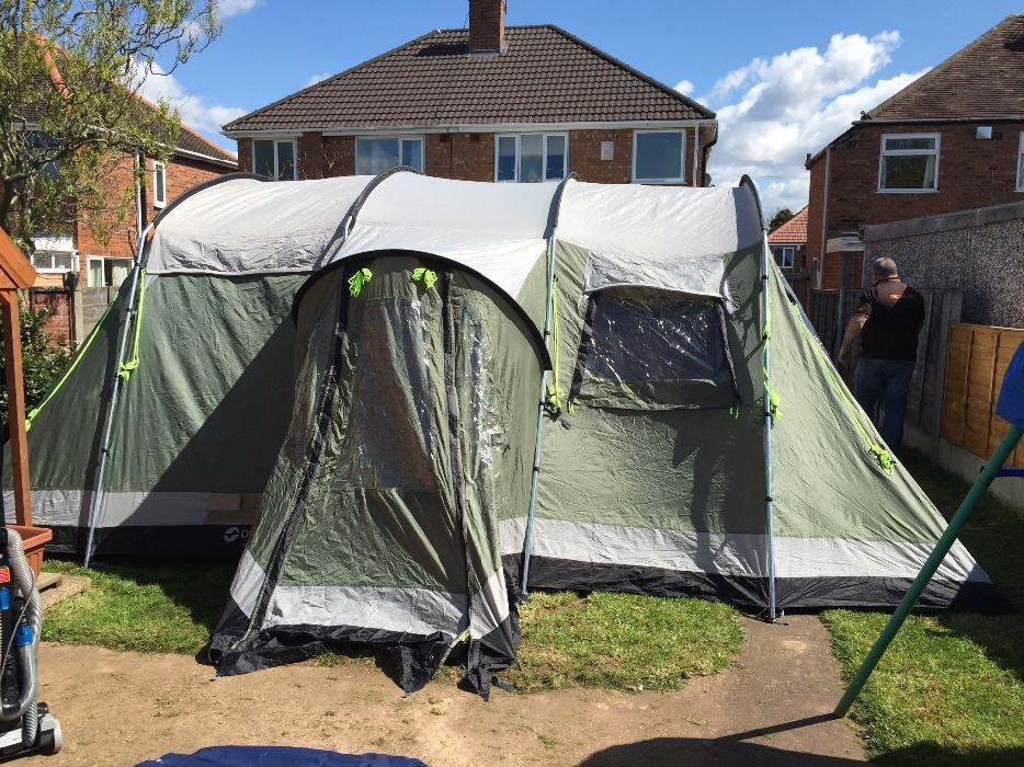 Outwell Montana 6 Tent Tettenhall Wolverhampton