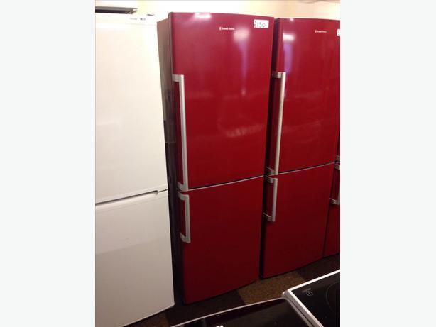 russell hobbs red 3 drawers fridge freezer wolverhampton. Black Bedroom Furniture Sets. Home Design Ideas