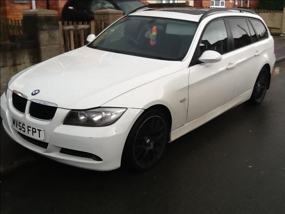 bmw 320d touring auto darlaston wolverhampton. Black Bedroom Furniture Sets. Home Design Ideas