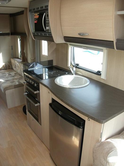 Sterling Europa 530 2010 5 Berth Caravan Dudley Wolverhampton