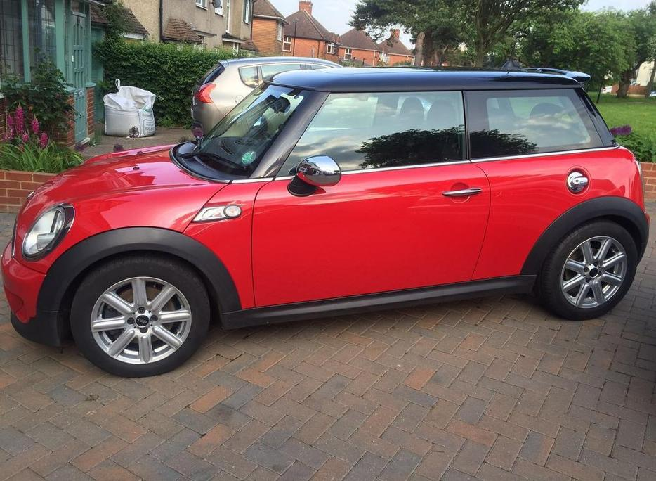 2012 Mini Hatch 1 6 Cooper S London 12 Sandwell Dudley