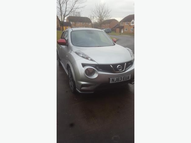Nissan Juke 1.6 DIG-T Nismo from 2013