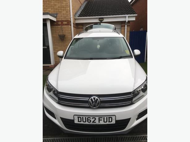 Volkswagen Tiguan 2.0 TDI BlueMotion Tech S 2012