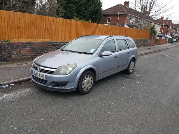 2005 vauxhall astra 1 7 cdti spare or repairs other dudley. Black Bedroom Furniture Sets. Home Design Ideas