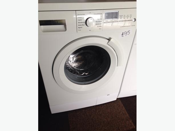 siemens 6kg 1400 spin washing machine wolverhampton wolverhampton. Black Bedroom Furniture Sets. Home Design Ideas