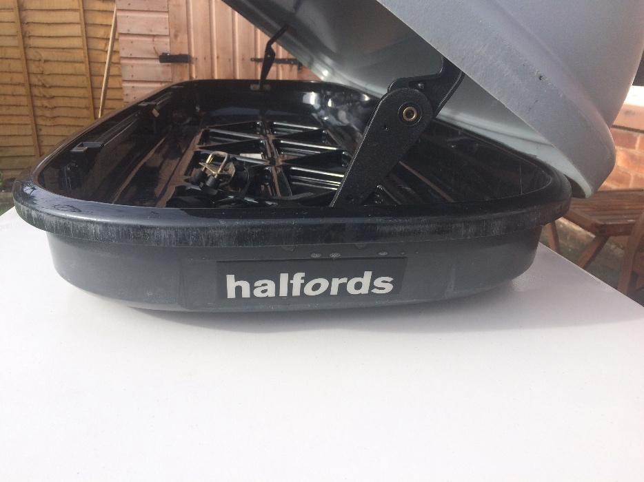Halfords Roof Box Darlaston Sandwell