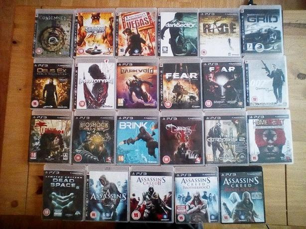 Games For Ps3 Only : Ps games for sale job lot only wolverhampton dudley