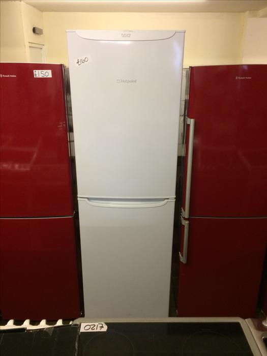 hotpoint future frost free fridge freezer manual