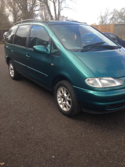 ford galaxy 7 seater 1 9 t d i for sale aldridge wolverhampton. Black Bedroom Furniture Sets. Home Design Ideas