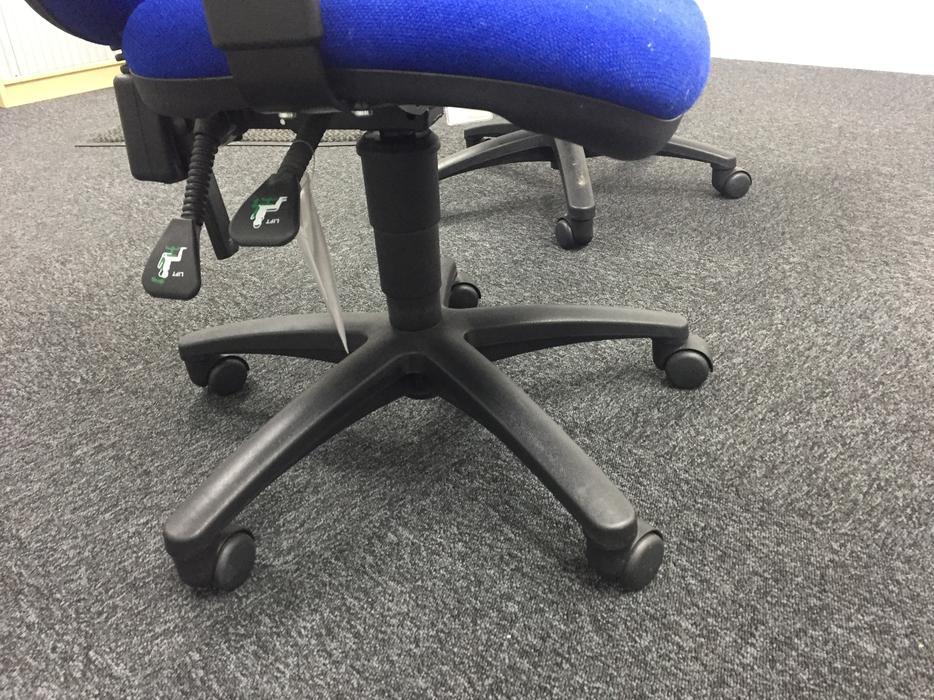 Blue Office Chair Wolverhampton Wolverhampton