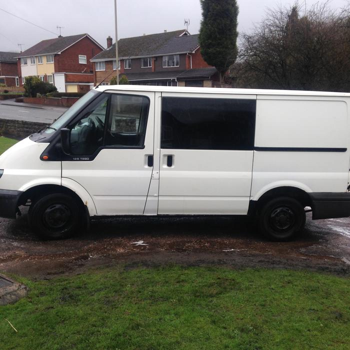 Swiss Vans Large Uk Ford: FORD TRANSIT MK6 VAN 12 MONTH MOT Kingswinford, Sandwell