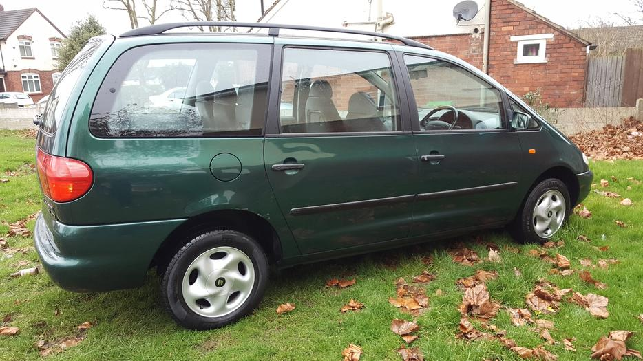 2000 w reg seat alhambra 1 9 tdi se heated seats 7 seater 10 service stamps west bromwich. Black Bedroom Furniture Sets. Home Design Ideas