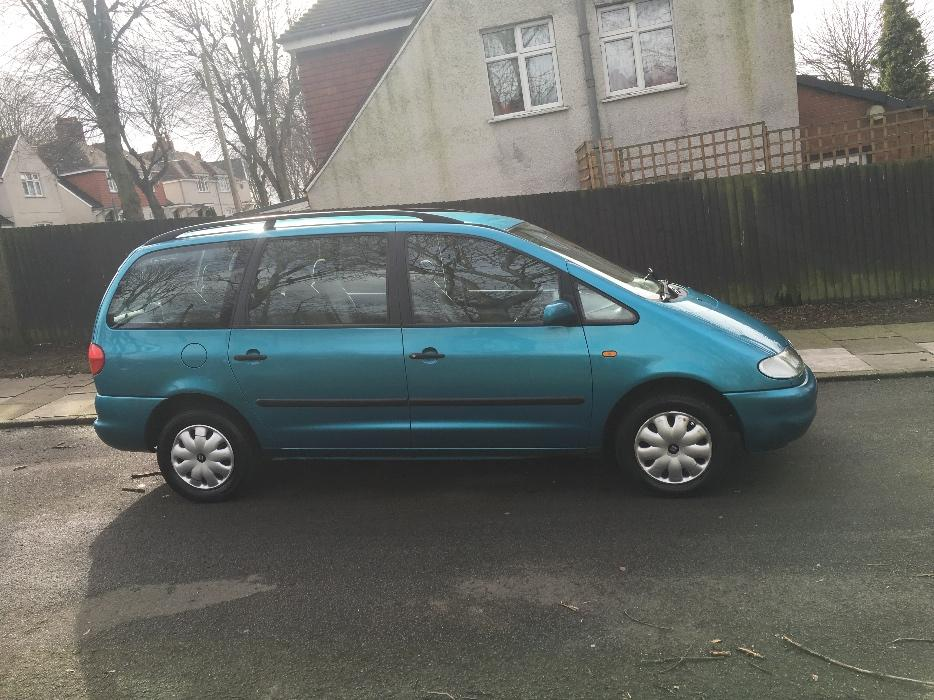 seat alhambra 1 9 tdi 7 seater long mot drives very good. Black Bedroom Furniture Sets. Home Design Ideas