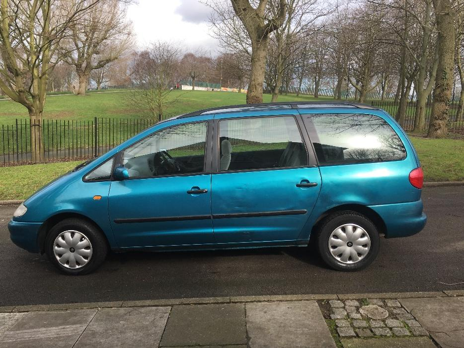 seat alhambra 1 9 tdi 7 seater long mot drives very good great barr dudley. Black Bedroom Furniture Sets. Home Design Ideas
