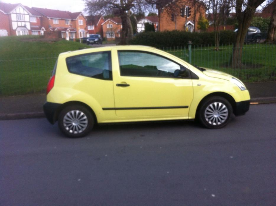 citroen c2 1 1 manual 2004 mot 26 02 2018 service history wolverhampton sandwell. Black Bedroom Furniture Sets. Home Design Ideas