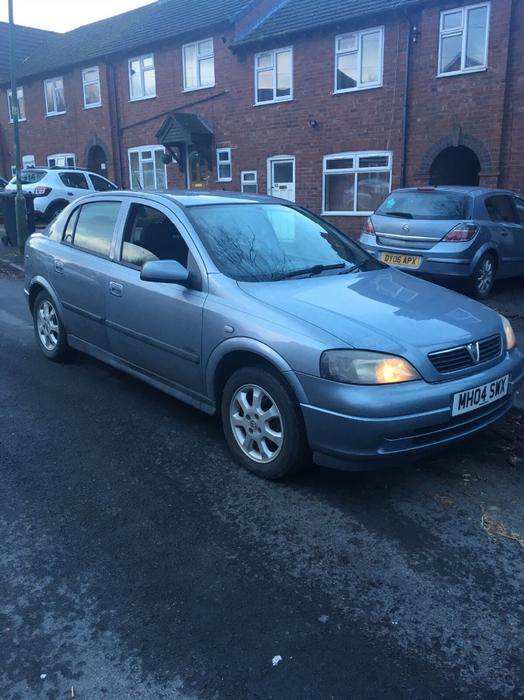 Vauxhall Astra Mint Dudley Sandwell