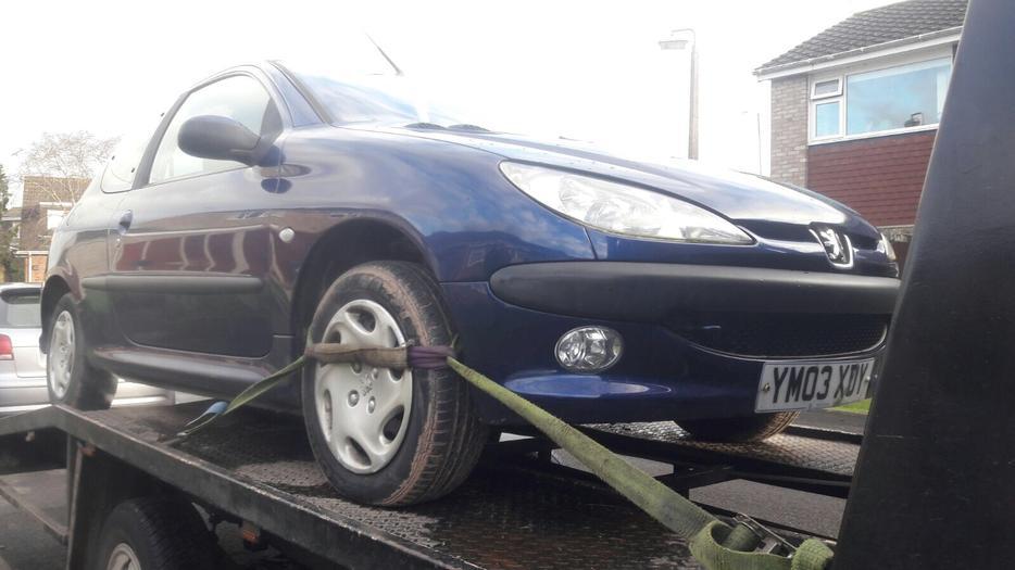 Car Trailer Spares Or Repairs