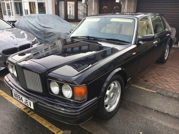Bentley Turbo R 1996