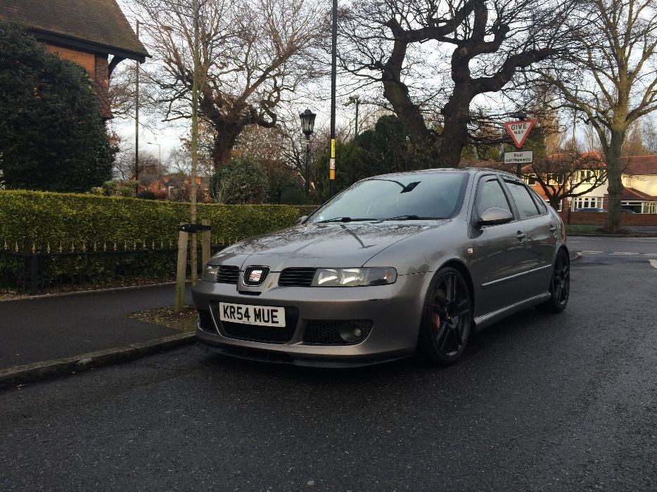 seat leon cupra r 225 turbo 2004 facelift 6 speed other. Black Bedroom Furniture Sets. Home Design Ideas