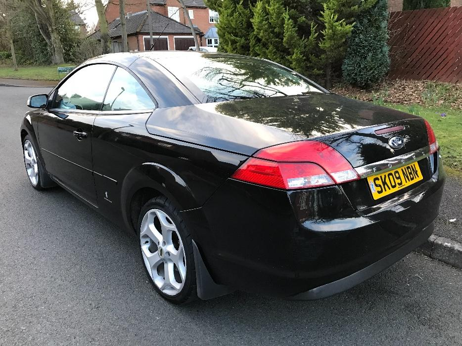 ford focus cc 2 0 tdci cc 3 cabriolet 2dr priced to sell outside black country region sandwell. Black Bedroom Furniture Sets. Home Design Ideas