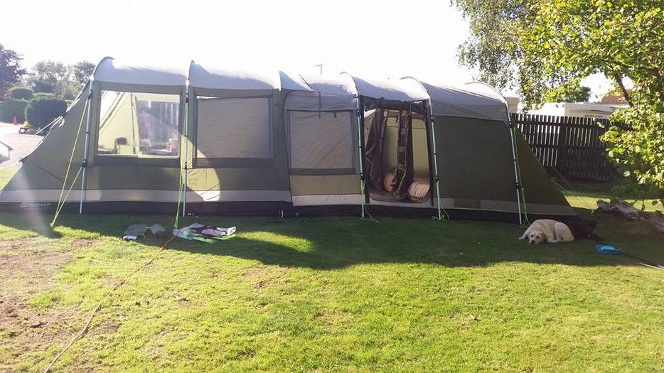 Outwell Montana 6p Tent Halesowen Wolverhampton Mobile