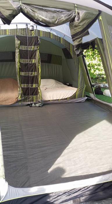 Outwell montana 6p tent halesowen wolverhampton mobile for Montana tent company