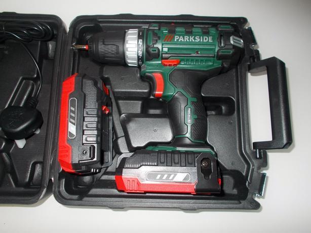 parkside 20v drill new 2 batteries 2ah cordless bilston coseley wolverhampton mobile. Black Bedroom Furniture Sets. Home Design Ideas