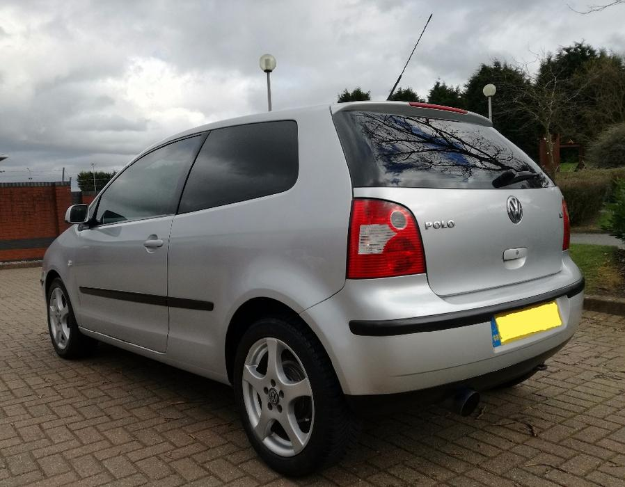 2003/03 VOLKSWAGEN POLO 1.2 SE *FULL MOT EXCELLENT CONDITION* Wednesbury, Sandwell