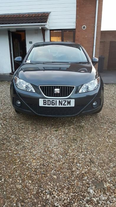 seat ibiza se copa petrol 61 plate aldridge wolverhampton. Black Bedroom Furniture Sets. Home Design Ideas