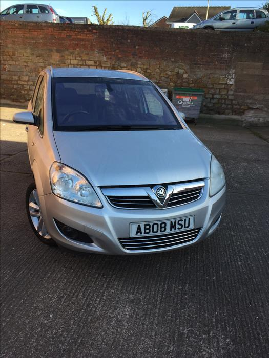 vauxhall zafira 08 1 9 cdti 150bhp elite full leather 133k owned 5 years dudley dudley mobile. Black Bedroom Furniture Sets. Home Design Ideas