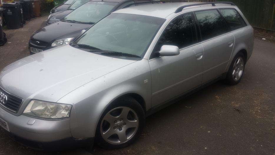 For sale Audi A6 quattro TDI 25 Darlaston Dudley : 106457774934 from www.useddudley.co.uk size 934 x 525 jpeg 46kB