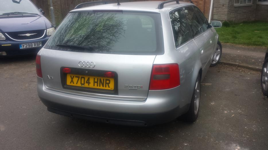 Audi Estate Cars For Sale In Walsall