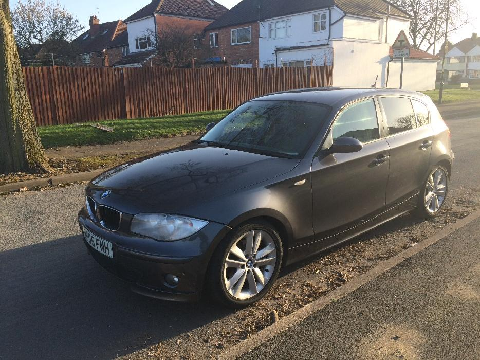bmw 1 series 118d sports turbo diesel 6 speed 2005 other wolverhampton. Black Bedroom Furniture Sets. Home Design Ideas