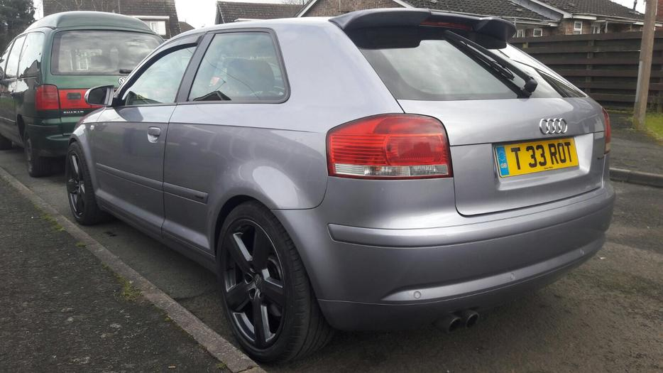 audi a3 3 2 v6 quattro sport 2005 other sandwell. Black Bedroom Furniture Sets. Home Design Ideas