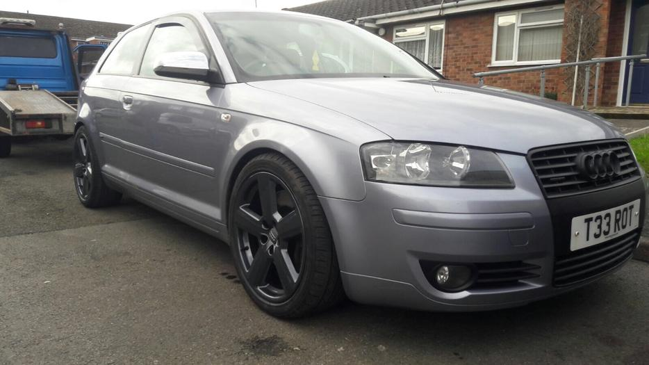 audi a3 3 2 v6 quattro sport 2005 other wolverhampton. Black Bedroom Furniture Sets. Home Design Ideas