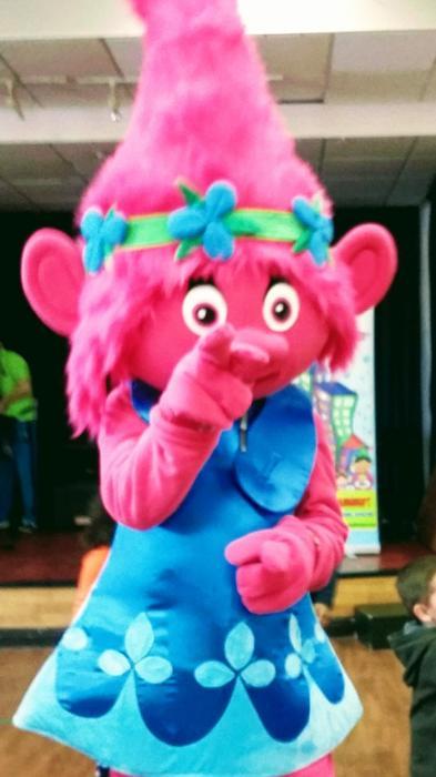 Trolls Poppy Mascot For Sale Dudley Dudley