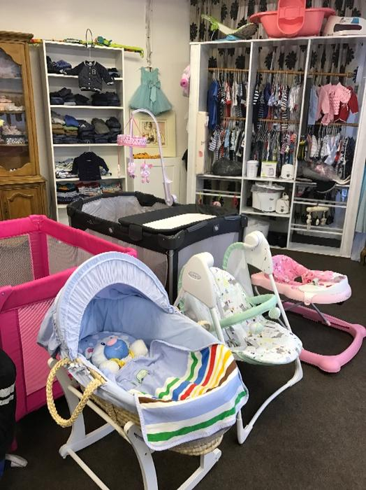 rags to riches childrens re-sale store WOLVERHAMPTON ...