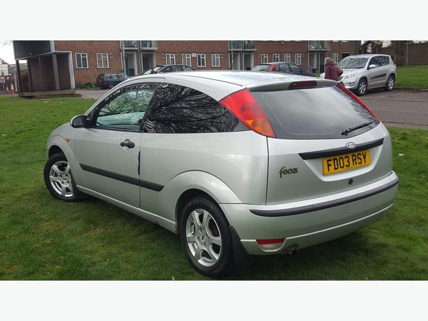 ford focus 1 6 petrol 2003 12 months mot mileage 115 k. Black Bedroom Furniture Sets. Home Design Ideas