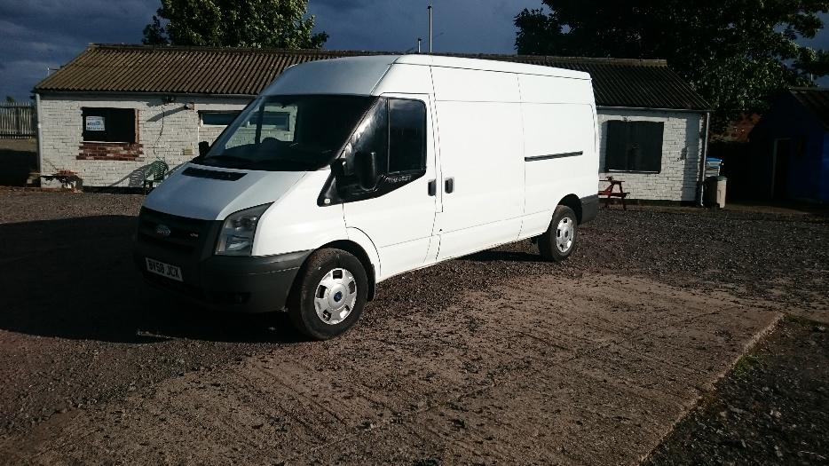 Ford Transit 2 4 Lwb 2008 12 Months Mot Open To Offers