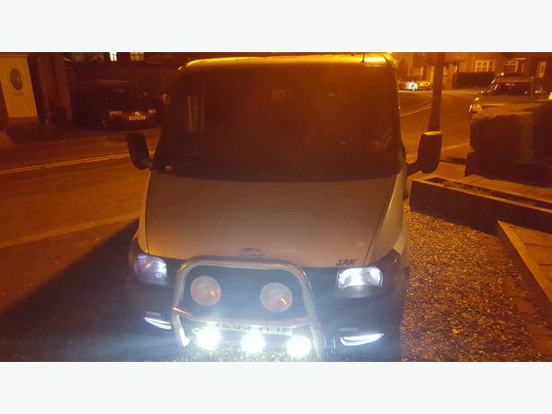 FORD TRANSIT T280 TURBO DIESEL REMAPPED VERY QUICK 2003