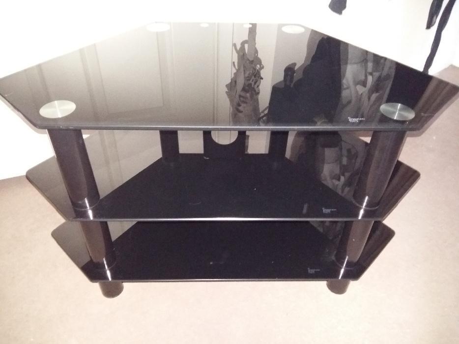 black glass tv unit WALSALL Dudley : 106468542934 from www.useddudley.co.uk size 934 x 700 jpeg 52kB