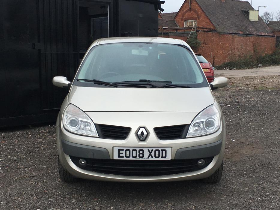 2008 renault grand scenic 1 6l 7 seater alloys steering controls walsall wolverhampton. Black Bedroom Furniture Sets. Home Design Ideas