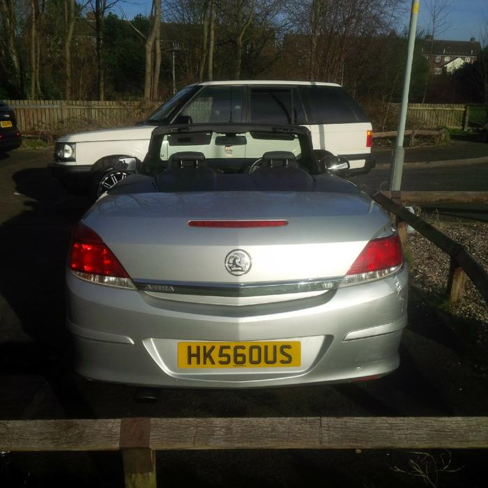 astra h convertible roof manual close