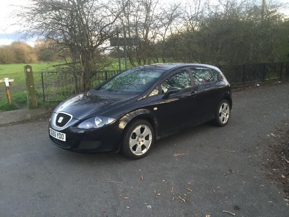 seat leon 1 9 tdi dudley dudley. Black Bedroom Furniture Sets. Home Design Ideas