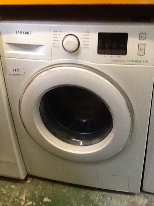 samsung 8kg eco bubble washer free delivery wolverhampton wolverhampton. Black Bedroom Furniture Sets. Home Design Ideas