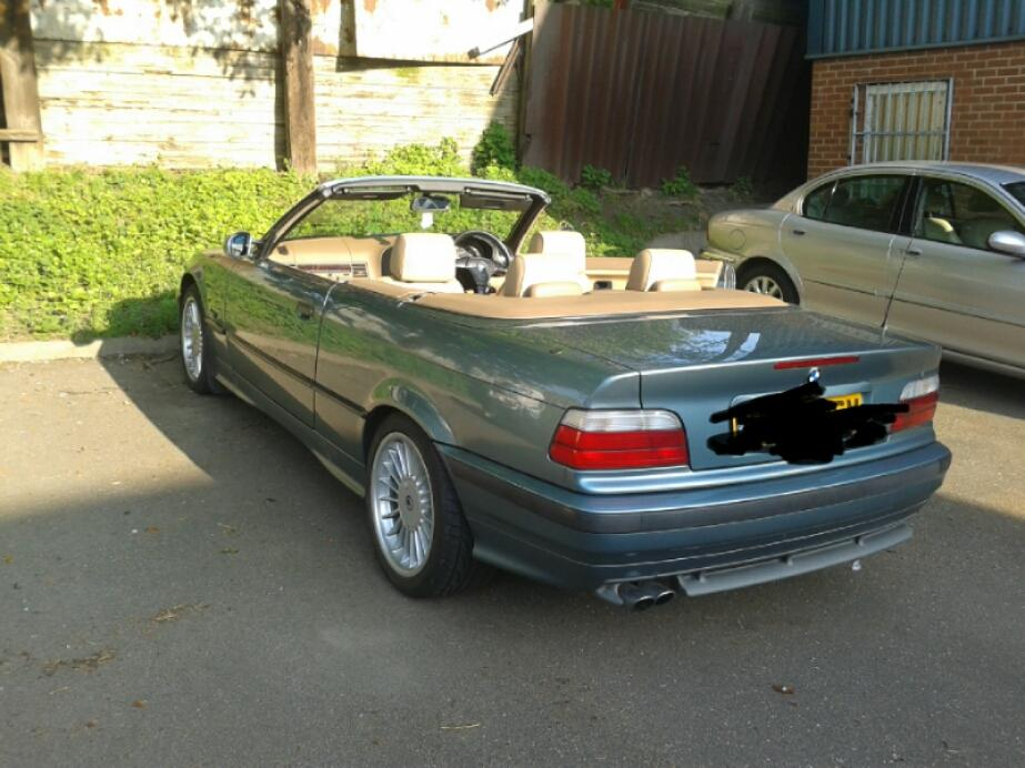 sold sold 1996 bmw 328i convertible sandwell walsall. Black Bedroom Furniture Sets. Home Design Ideas