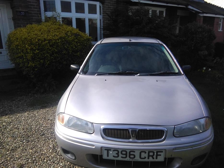 Rover 25 Spares Or Repairs Penn Dudley