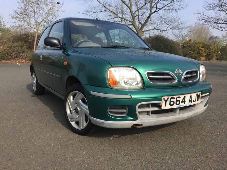 nissan micra 1 0 s 3 door green 2001  full mot nissan march k11 manual free download nissan march k11 manual free download