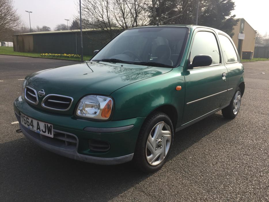 nissan micra 1 0 s 3 door green 2001  full mot nissan micra k11 repair manual nissan micra k11 service manual
