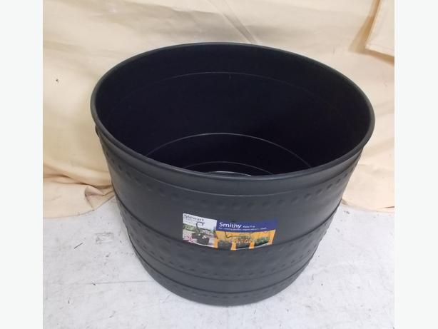 2x Patio Tubs 50cm diameter